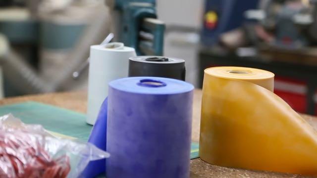 Slingshot Band Materials