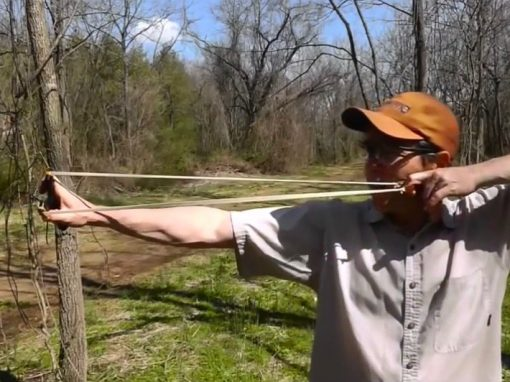 Slingshot Shooting Fundamentals