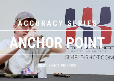Pro Tip – Slingshot Accuracy – Anchor Point