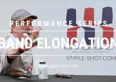 Pro Tip – Slingshot Performance – Band Elongation