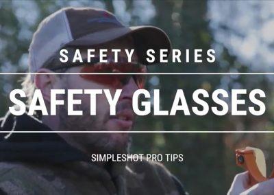 Slingshot Safety – Safety Glasses