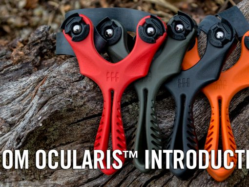 The New Axiom Ocularis™ Slingshot