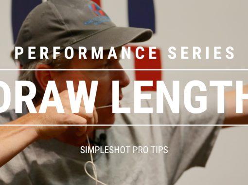 Pro Tip – Slingshot Performance – Draw Length