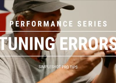 Pro Tip – Slingshot Performance – Band Tuning Errors