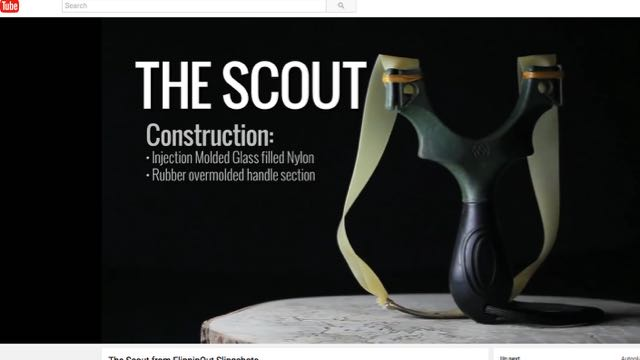 The Scout™ Slingshot- Intro