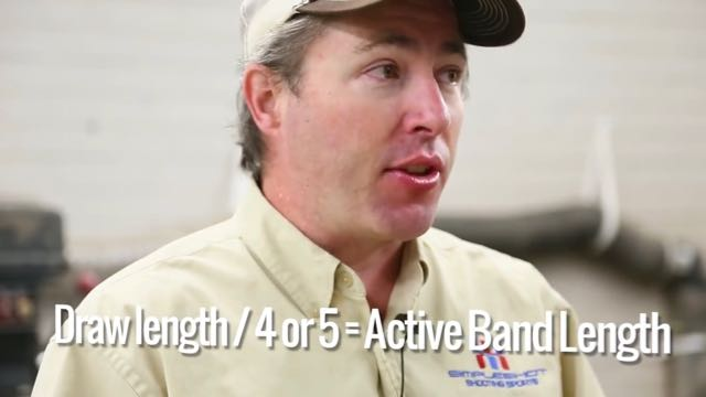 Slingshot Tutorial- Active Band Length