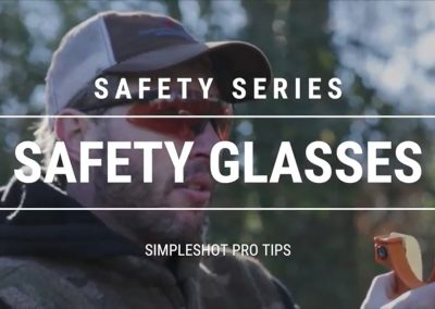 Slingshot Safety – Safety Glasses