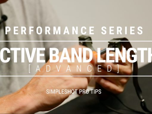 Pro Tip – Slingshot Performance – Active Band Length (Advanced)