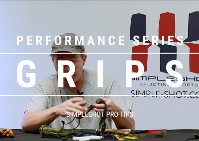 Pro Tip: Slingshot Grips