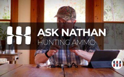 The best slingshot ammo for hunting.