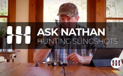 What is the best hunting slingshot?