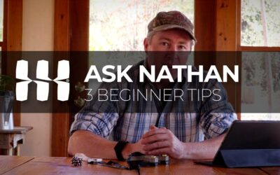 Three things every beginning slingshot shooter should know.