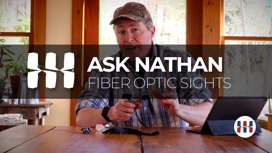 Are Fiber Optic Sights a gimmick?